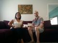 Michael Tortoriello & Ruth Perez - Carle Place - USA - stone 5006 & 5007